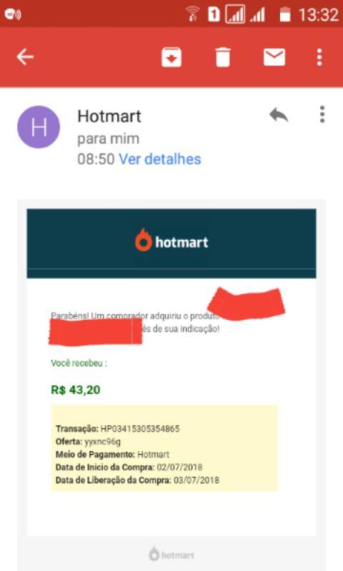 como vender no Hotmart com mini site