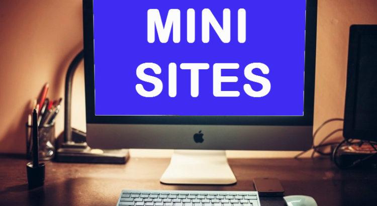 como criar um mini site para vender no Hotmart